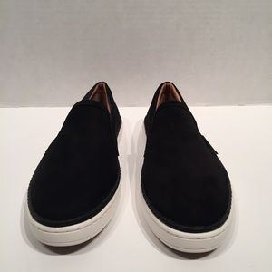 UGG Shoes - Ugg Soleda Slip on Black Fashion Sneaker
